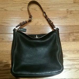 Vintage Coach handbag euc